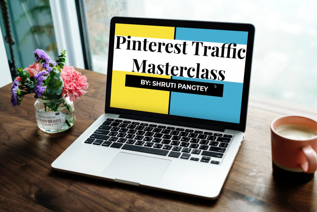 traffic masterclass homepage