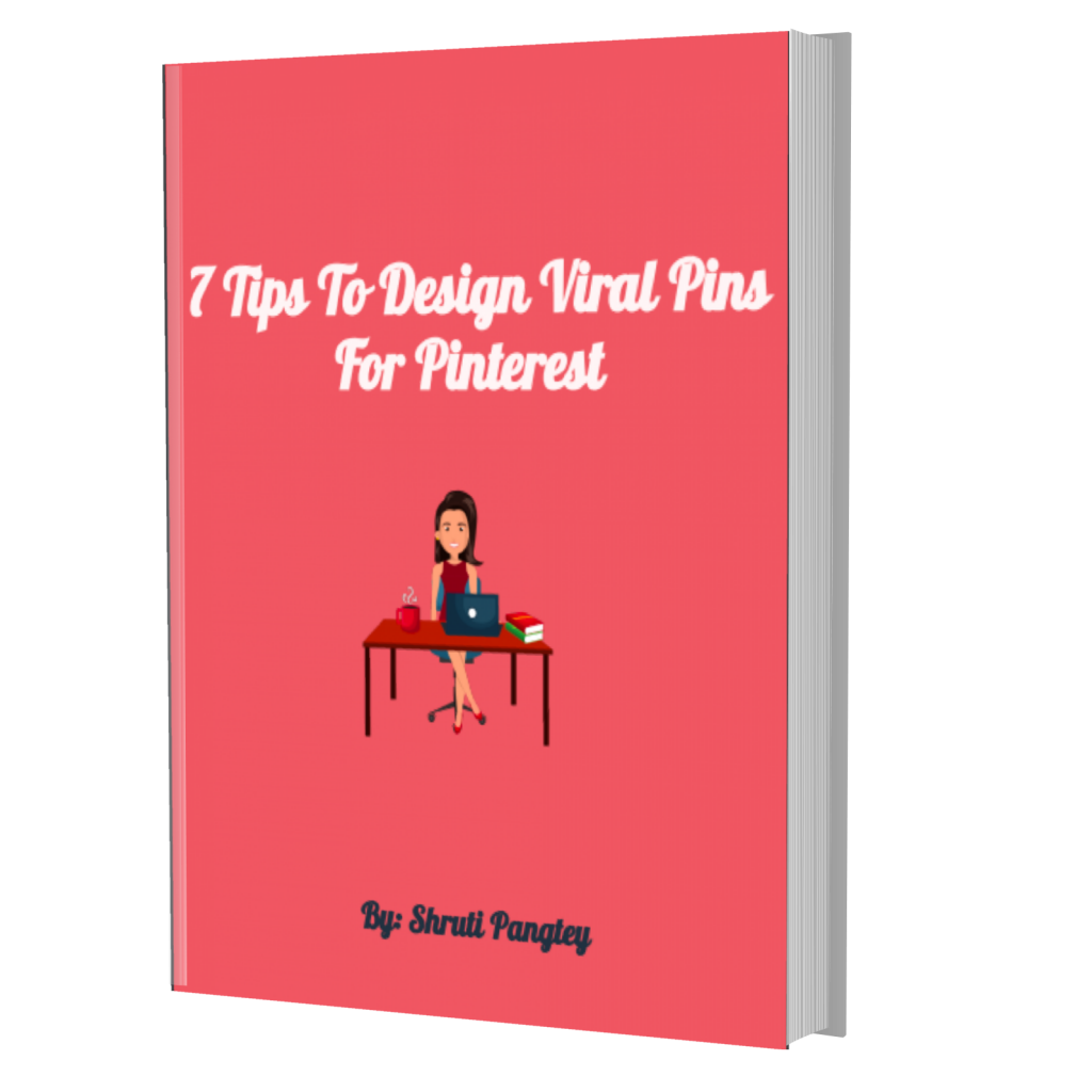 design viral pins ebook
