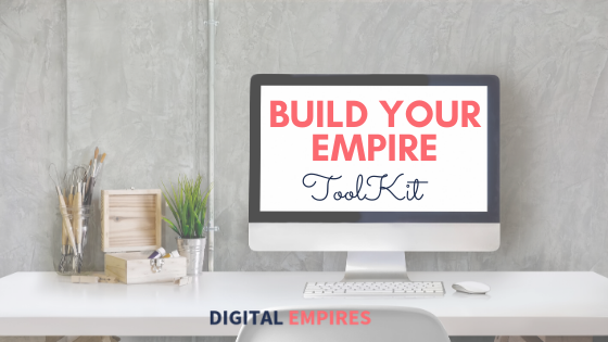 build your empire toolkit
