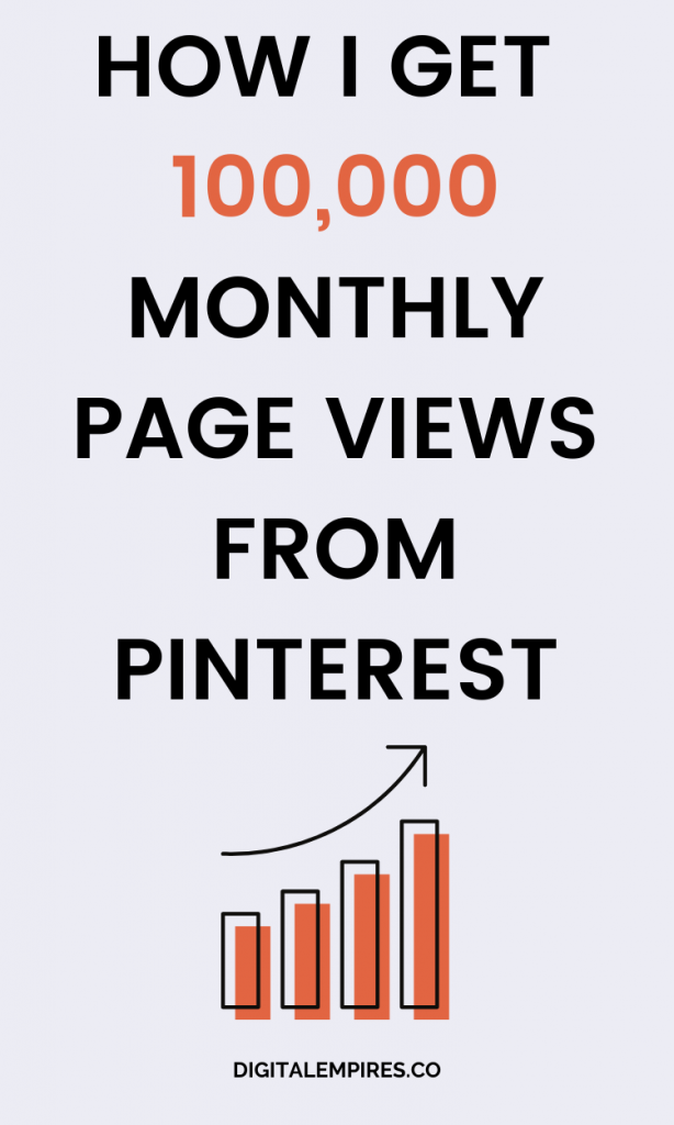 get traffic from pinterest image