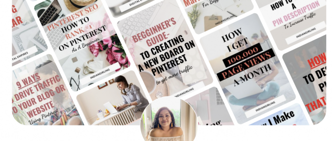 how to setup a pinterest business account - featured image
