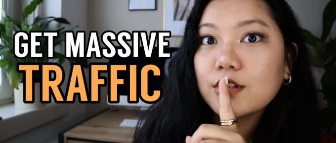 Blog post traffic ideas